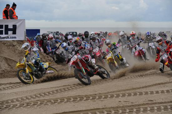 1er Virage Beach-cross de Berck-sur-mer
