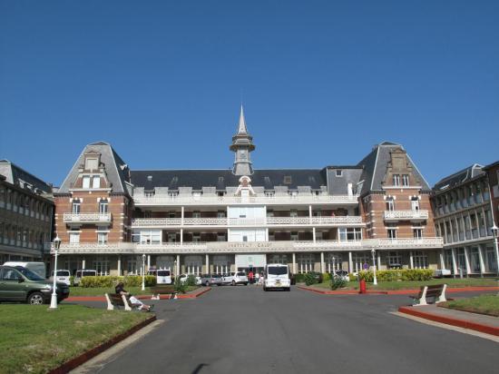 Cour d'honneur Institut Calot
