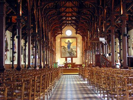 Eglise Notre Dame des Sables Berck-Plage