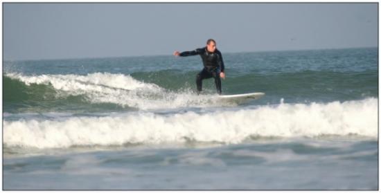 Surf à Berck