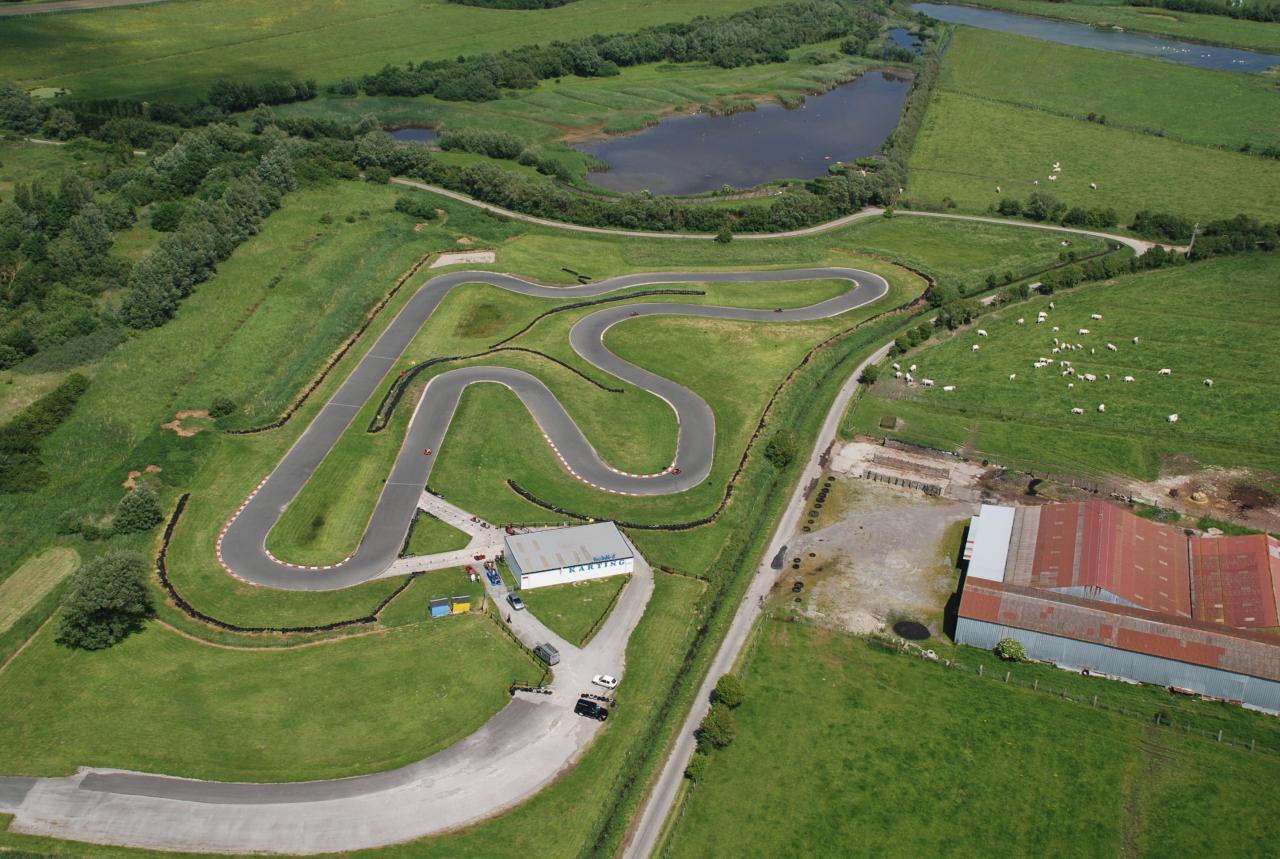 Circuit karting Berck